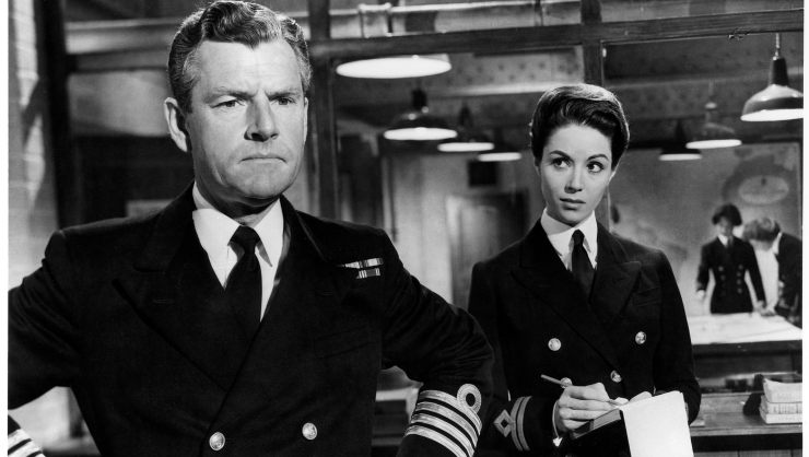 Eureka To Release World War II Thriller Sink The Bismarck! On Blu-Ray
