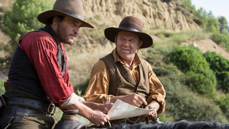 In The Sisters Brothers UK Trailer John C.Reilly And Joaquin Phoenix Are Guns For Hire