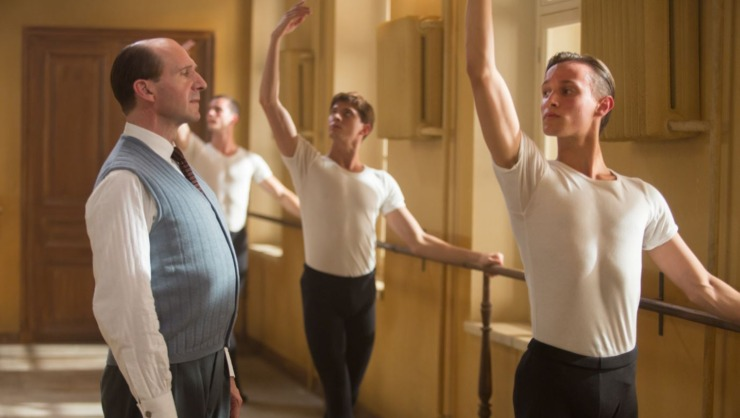 Ralph Fiennes The White Crow Unveils First UK Trailer
