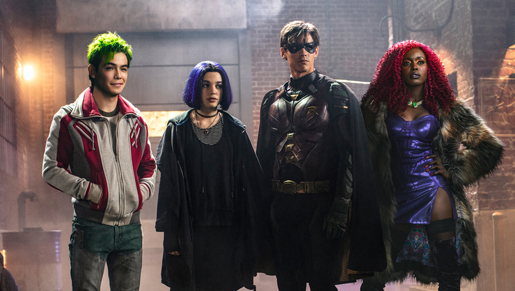 Netflix Review – Titans – Season 1