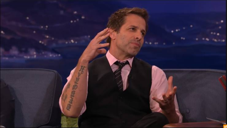 Zack Snyder's Next Film A Zombie Action Film For Netflix