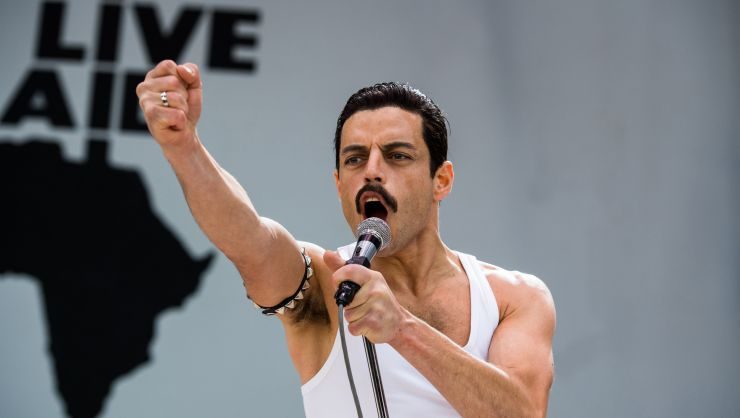 Bohemian Rhapsody Still Top Of Official Film Chart As Fans Go 'Radio Ga Ga'