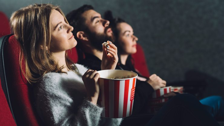 Book Your Odeon Cinema Tickets Now On Facebook