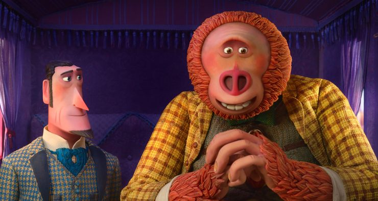Laika's Missing Link Discovers A New UK Trailer!