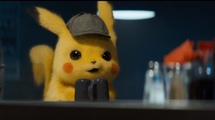 New Detective Pikachu  Second Trailer Has A Case For Amnesia