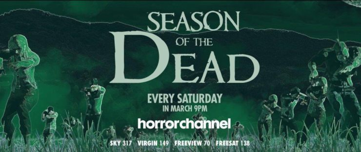 The Dead Will Rise In March's Horror Channel Season Of The Dead