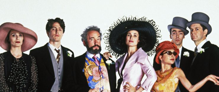 The Four Weddings And A Funeral Cast Back For Red Nose Day Special