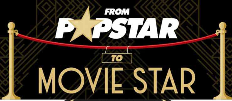 Oscars: Pop Star to Movie Star