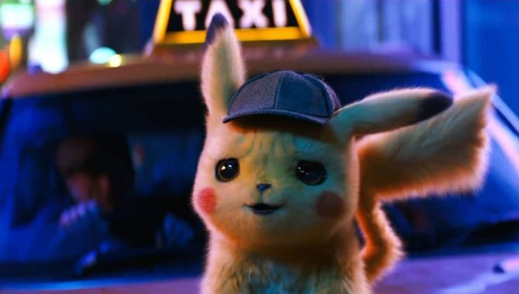 Detective Pikachu Teaser Shows More Old friends