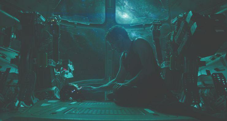 IMAX Releases Side By Side Avengers: Endgame Trailer