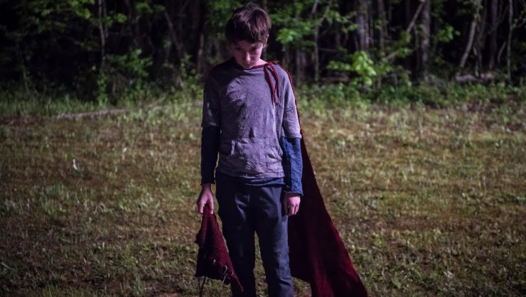 Brightburn Second Trailer This Boy Ain't No Superman!