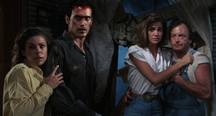 Win Sam Raimi's Evil Dead 2 On 4K Blu-Ray