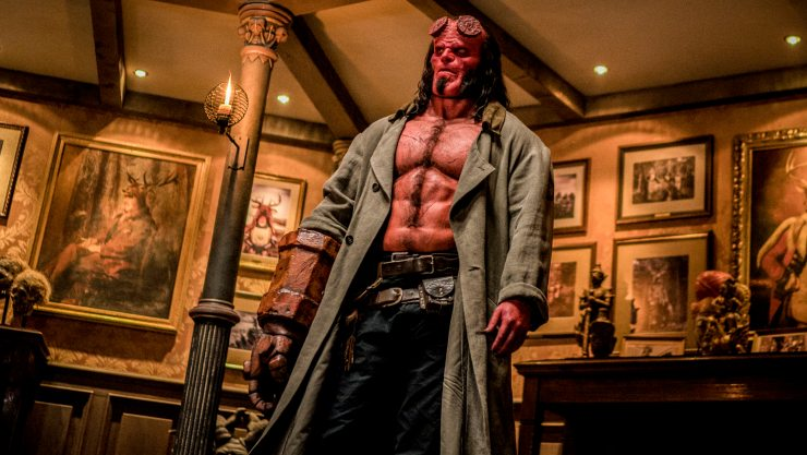 Hellboy Second Trailer Will Give Evil Hell