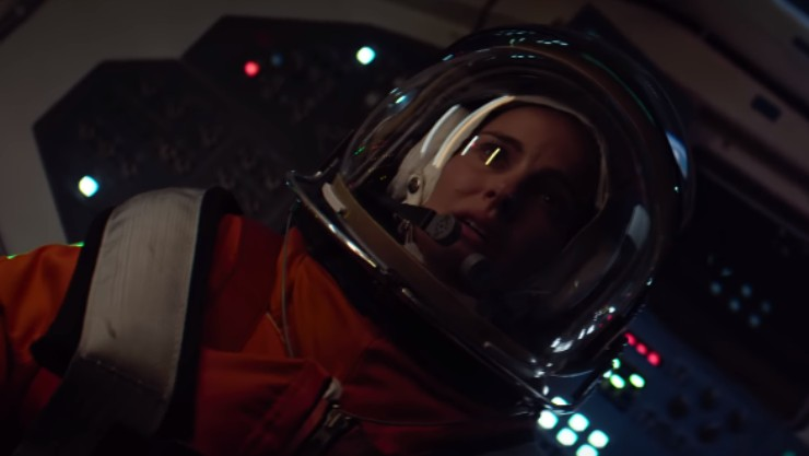 Natalie Portman Floats In Space In Lucy In The Sky First Trailer