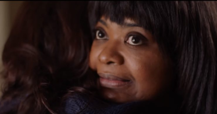 Octavia Spencer 'Will Take Care Of You' In MA New Trailer