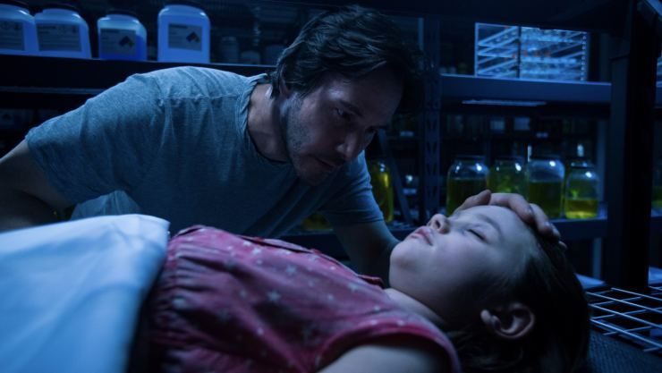 It's Quantum Baby As Keanu Reeves Replicas Gets An UK April Release