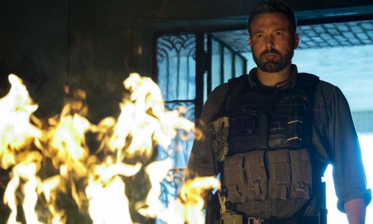 Netflix review – Triple Frontier (2019)