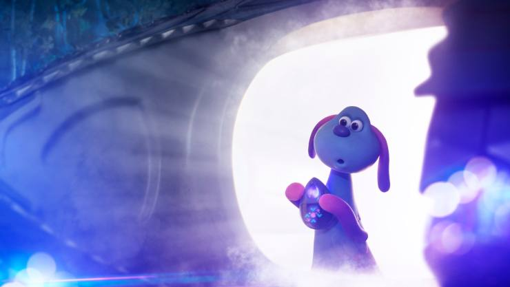 A Shaun The Sheep Movie: Farmageddon New Trailer Is 'One Small Step For Lamb'