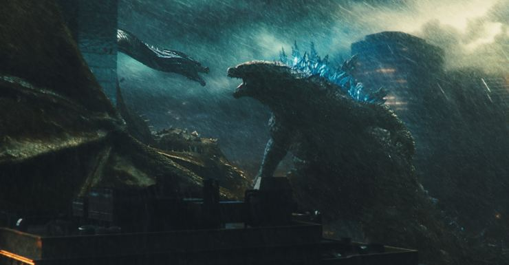 Monster Mayhem In New Godzilla II: King Of The Monsters TV Spots