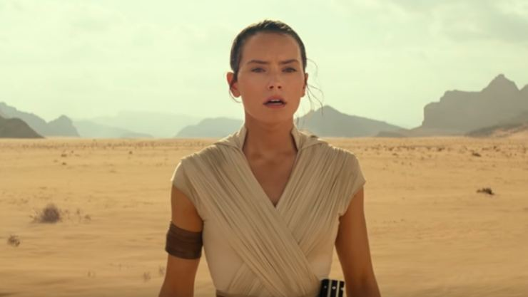 Star Wars: The Rise Of Skywalker First Trailer  Every Generation Has A Legend