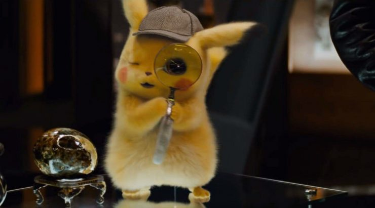 Review – Pokémon: Detective Pikachu