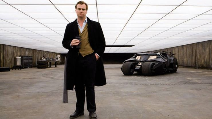 Christopher Nolan Rumored to Reboot Bond After Bond 25