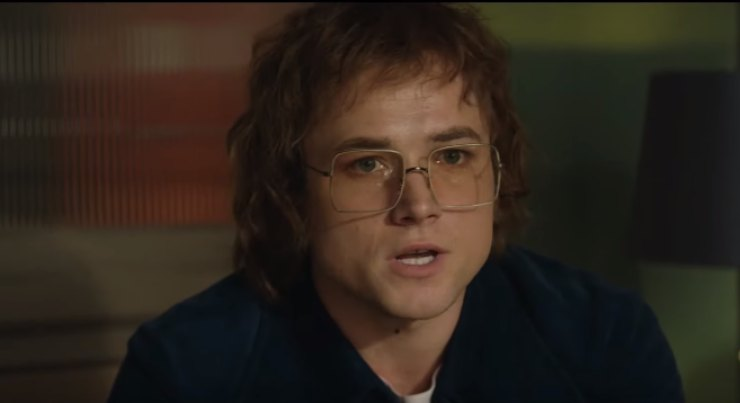 New Rocketman Clip Elton John Is Going To The Troubadour Club