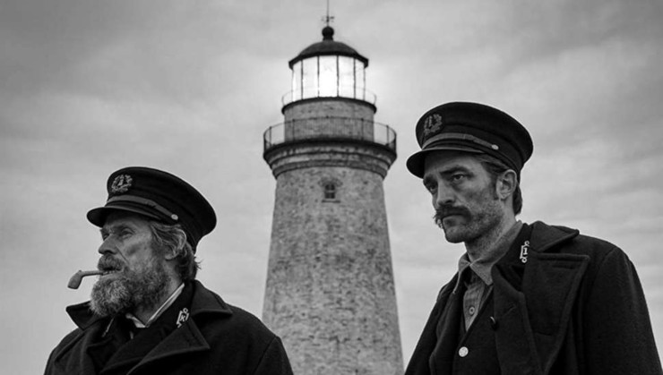 Watch The Hypnotic Trailer For Robert Egger's The Lighthouse