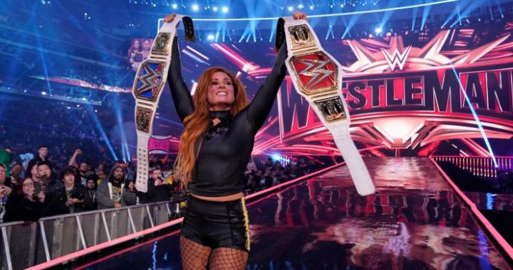 Win Best of Wrestlemania Main Events On DVD