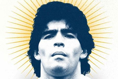 Film Review – Diego Maradona