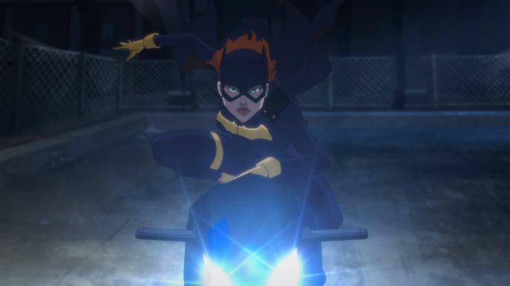 DC Animated Universe Batman: Hush Getting August UK Release