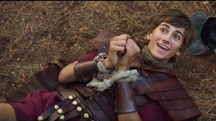 Horrible Histories: The Movie -Rotten Romans New Trailer Brings Betrayal, Conspiracy And Death!