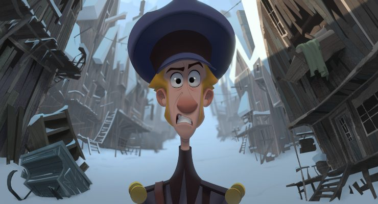 Netflix Unveil Klaus Their First Animated Originals Feature