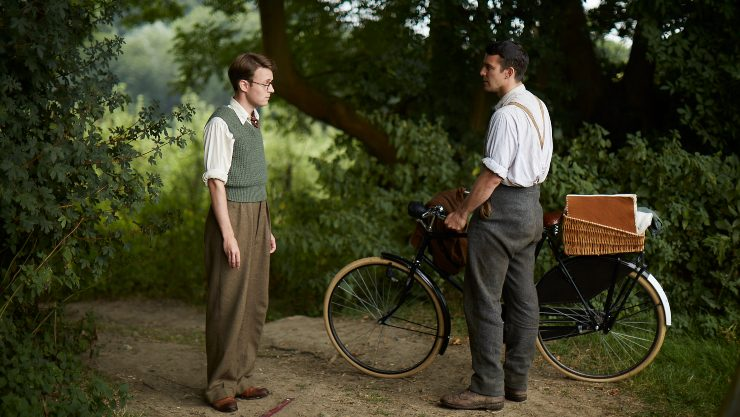 Watch The UK Trailer For Dominic Dromgoole's Making Noise Quietly