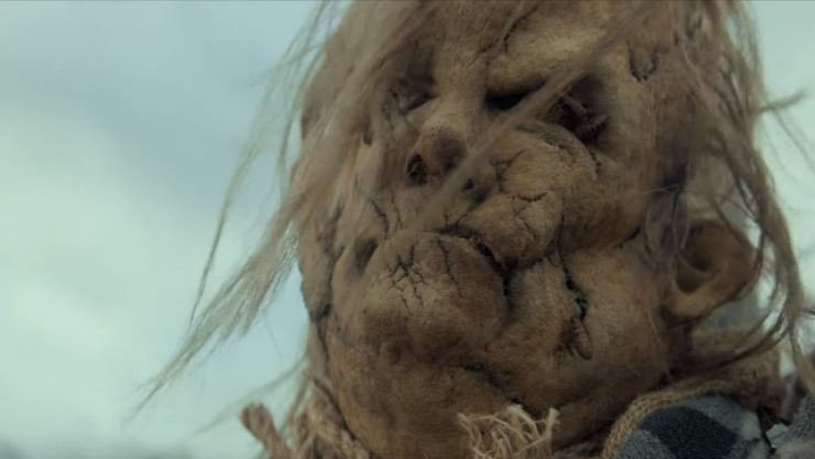 In Scary Stories To Tell In The Dark Second UK Trailer The Jangly Man Is Coming!
