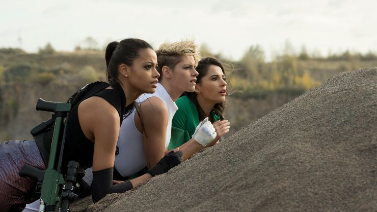 Join The Secret Sisterhood Of Agents In Charlie's Angels First Trailer