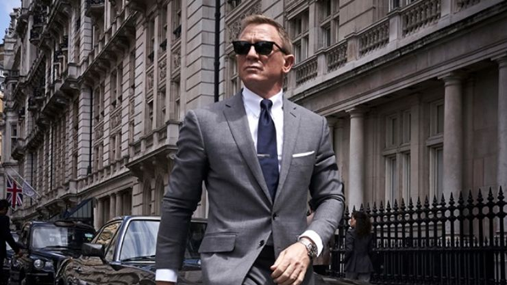Things Are Looking up For Bond 25