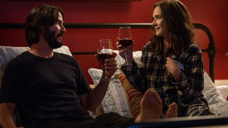 Win Destination Wedding Starring Keanu Reeves & Winona Ryder on DVD