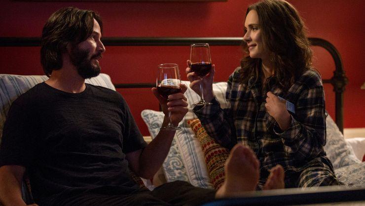 Win Destination Wedding Starring Keanu Reeves & Winona Ryder on DVD