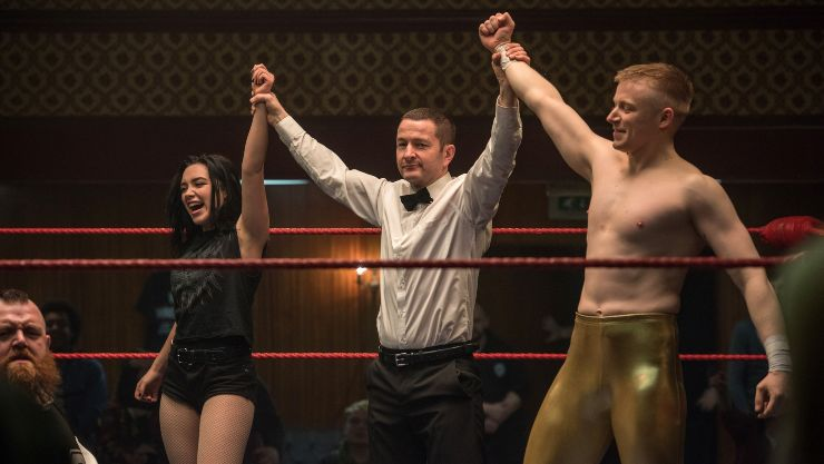 Fighting With My Family Wrestles To The Top Of The Official Film Chart