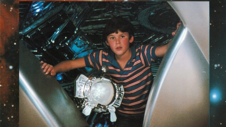 Underrated Gem Flight Of The Navigator Getting A 4K Blu-Ray Release