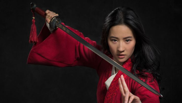 Disney Reveal Mulan Live Action First Trailer