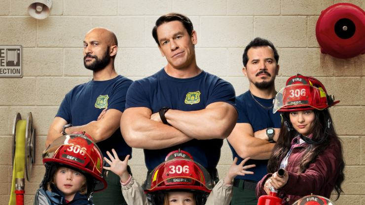 Playing With Fire First Trailer John Cena Shouldn't Give Up His 'Day Job'