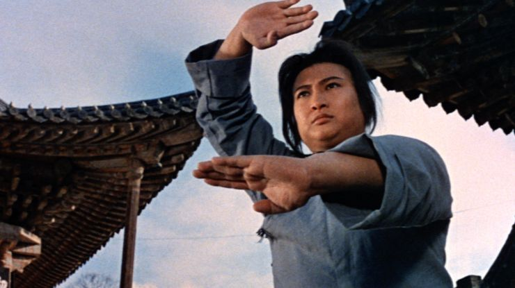 Eureka Releasing Three Films With Sammo Hung On Blu-Ray