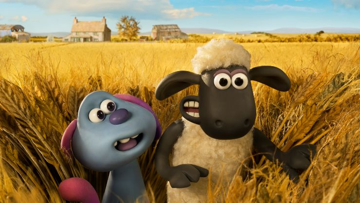 Shaun The Sheep Sends Wool To Outer Space In Fun Short