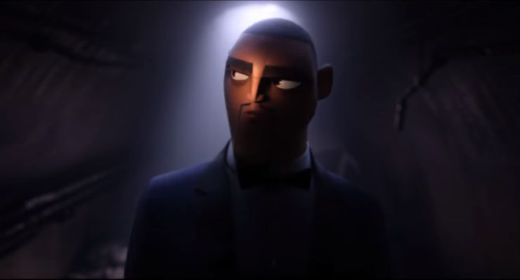 Spies In Disguise New Trailer Will Smith Is A Pigeon!