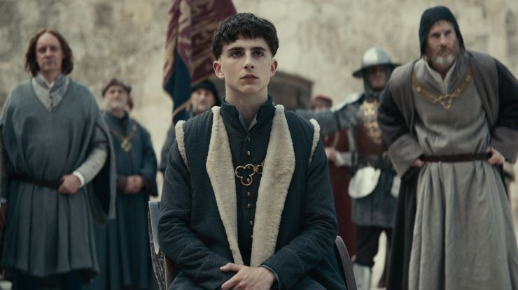 David Michôd's Venice Bound Netflix Film The King Reveals First Image
