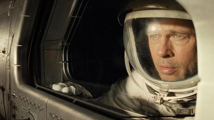In Ad Astra Second Trailer Brad 'Wants His Daddy Back'