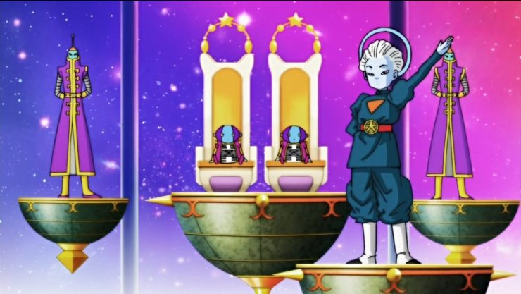 Anime Review – Dragon Ball Super Parts 7 & 8