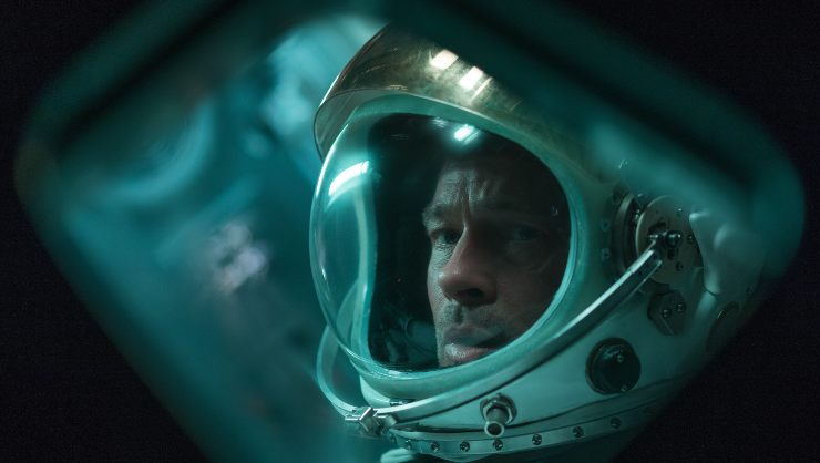 Sci-Fi Spectacle AD-Astra Starring Brad Pitt Getting January Home Release